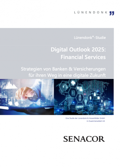 Digital Outlook 2025: Financial Services