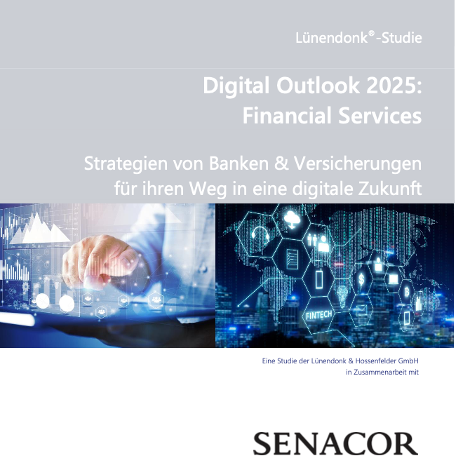 "Lünendonk-Studie ""Digital Outlook 2025"""